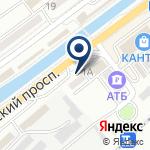 Компания Интурист-Находка на карте