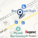 Компания CMA CGM Русь Находка на карте
