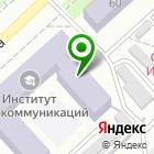 Местоположение компании Fit Kombat