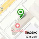 Местоположение компании СОЛОМОН
