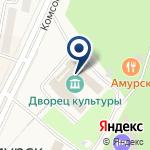 Компания АМВ на карте