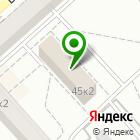 Местоположение компании БЛАГОСОСТОЯНИЕ