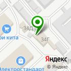 Местоположение компании Сантехком