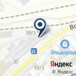Компания Автоколор на карте