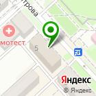 Местоположение компании ДОВЕРИЕ, КПК