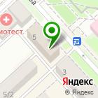 Местоположение компании ДОВЕРИЕ