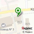 Местоположение компании Хлебозавод №3