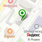 Местоположение компании Nika