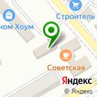 Местоположение компании ТОПФИТ