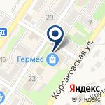 Компания Сахалин-ИТ-Сервис на карте