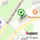 Местоположение компании Светлячок