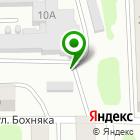 Местоположение компании ГЛАСС СТАНДАРТ