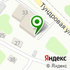 Местоположение компании Тюнинг-мастер
