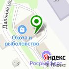 Местоположение компании ТОР