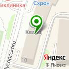 Местоположение компании Калининградская школа дизайна, НОУ