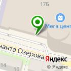 Местоположение компании Пластикат-Сервис
