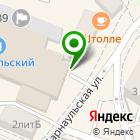 Местоположение компании BLIZKO