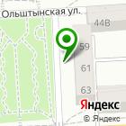Местоположение компании КВК-Строй