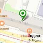 Местоположение компании Быстропечать