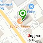 Местоположение компании Окна Kaleva