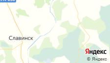 Гостиницы города Изобильное на карте