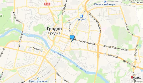 Офис Семашко Трэвел на карте