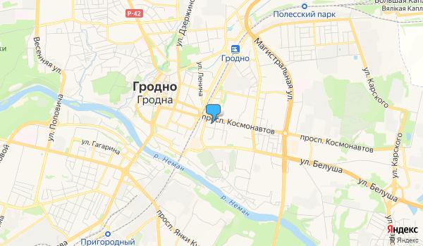Офис АвантисТрэвел на карте