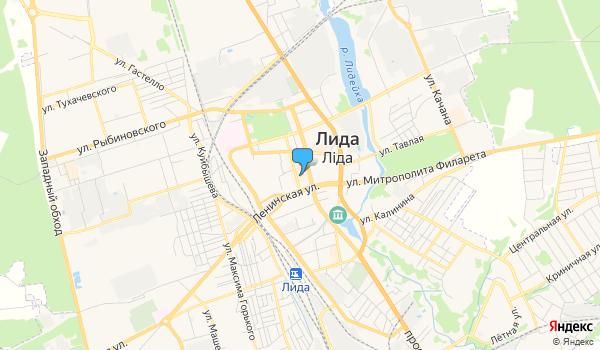 Офис ПРО-тур.бай на карте