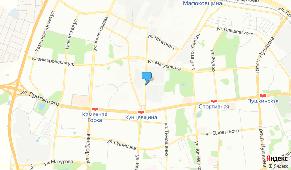 Офис Партнер Тур на карте