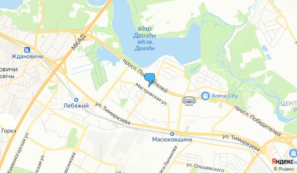 Офис Лемур Тур на карте