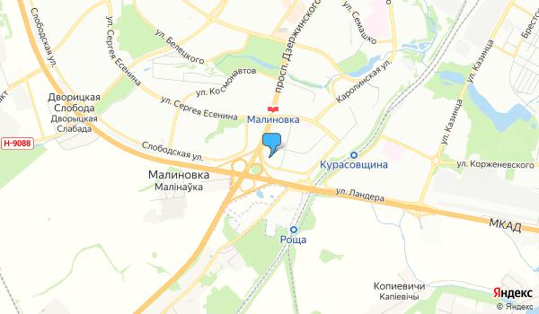 Офис Изумруд Тур на карте