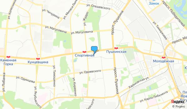 Офис Дэнви Трэвел на карте