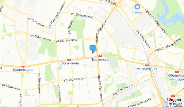Офис Турсфера на карте