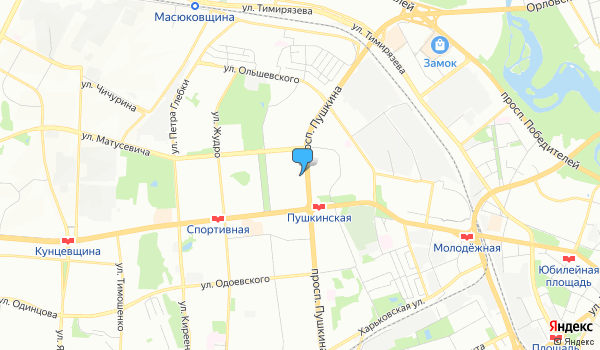 Офис ЭкологияТур на карте