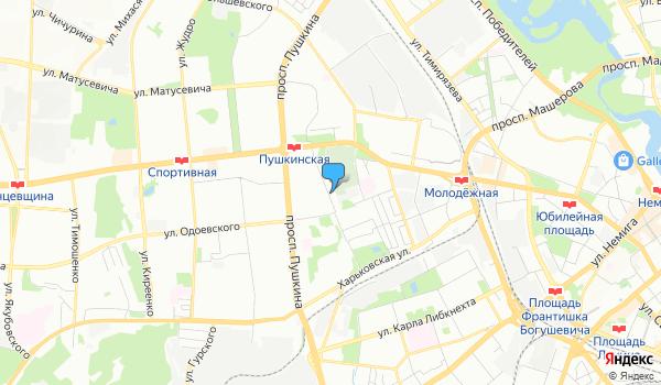Офис РестТур на карте