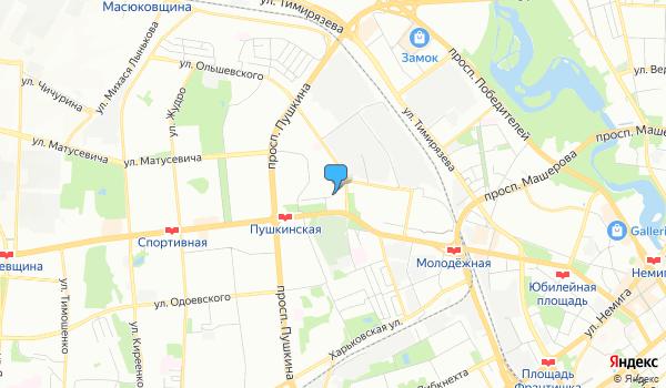 Офис СЛЕТАТЬ.РУ на карте