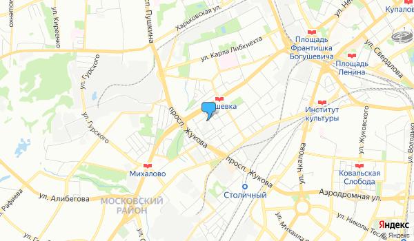 Офис Сапфир-Тур на карте