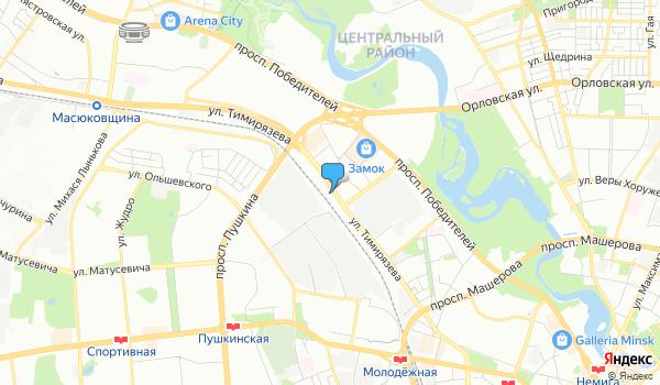 Офис Аргус Тревел на карте