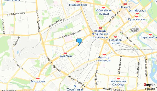 Офис Райдер на карте