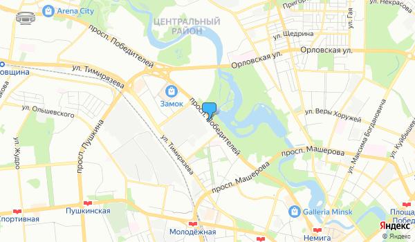 Офис ДиНастия Трэвел на карте