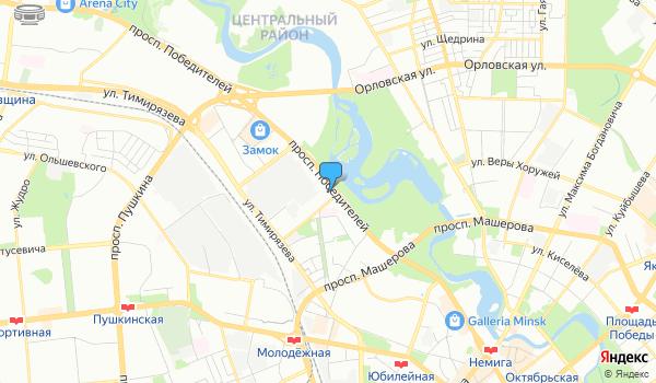 Офис Солемаре Тур на карте
