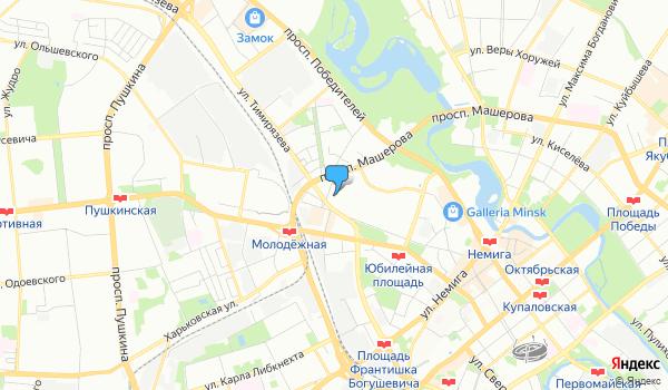 Офис Адель Трэвел на карте