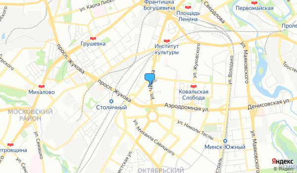 Офис Топ-Тур на карте