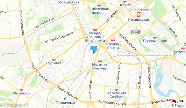 Офис Инклюзив-Трэвел на карте