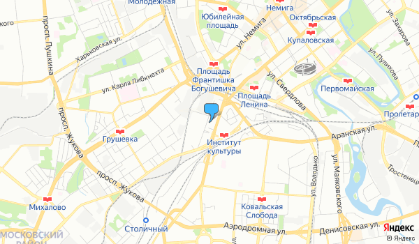 """Офис Центр туризма """"Чудеса Света"""" на карте"""