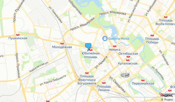 Офис Латинсервис на карте