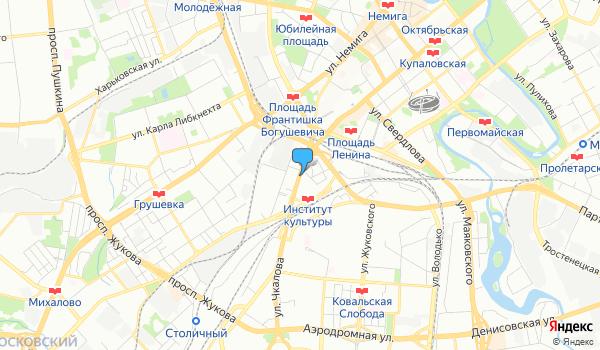 Офис Оазис Трэвел на карте