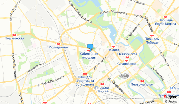 Офис Какаду Тур на карте