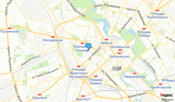 Офис Одиссея-Тур на карте