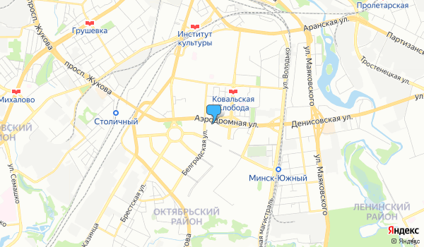Офис НВП-2 на карте